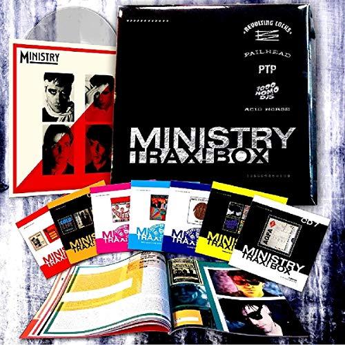 Ministry Cd - Trax! Box
