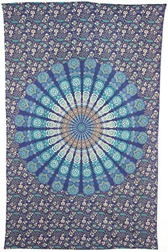 KAYSO Hippie Mandala Wall Tapestry