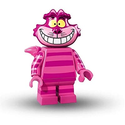 LEGO Disney Series Collectible Minifigure - Cheshire Cat (71012): Toys & Games