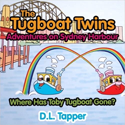 The Tugboat Twins Adventures on Sydney Harbour (Where Has