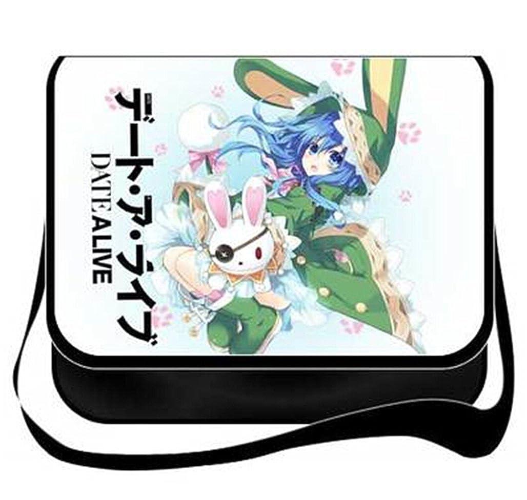 Gumstyle Date A Live Anime Cosplay Handbag Messenger Bag Shoulder School Bags