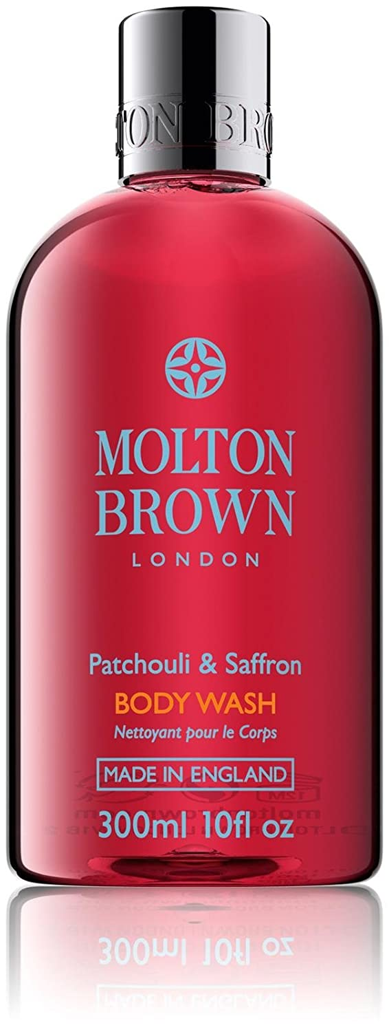 molton brown patchouli saffron body wash 300ml amazon co uk beauty