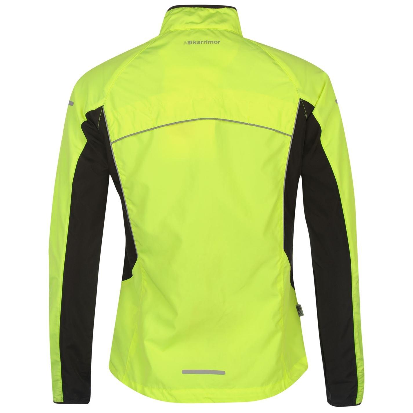 Karrimor Womens Running Jacket Fluo Coral 14 (L)  Amazon.co.uk  Clothing fe759909be5