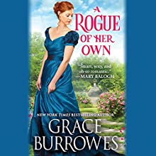 A Rogue of Her Own Audiobook by Grace Burrowes Narrated by James Langton