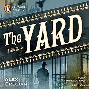 The Yard Hörbuch