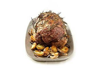 How long does it take to roast a 2 lb boneless leg of lamb