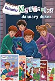 Calendar Mysteries Set of 12: January Joker, February Friend, March Mischief, April Adventure, May Magic, June Jam, July Jitters, August Acrobat, September Sneakers, October Ogre, November Night, December Dog