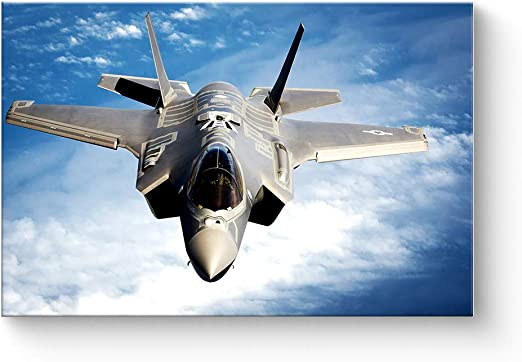 US AIR FORCE USAFX-35 AIRCRAFT 8X12 PHOTOGRAPH