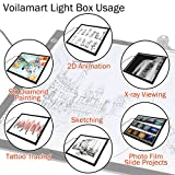 Voilamart A2 LED Tracing Board Light Box Light