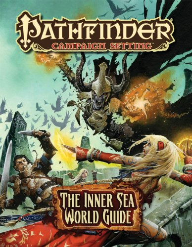 Pdf Science Fiction Pathfinder: Campaign Setting, The Inner Sea World Guide