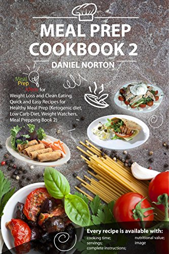 Meal prep cookbook meal prep ideas for weight loss and clean eating meal prep cookbook meal prep ideas for weight loss and clean eating quick and forumfinder Image collections