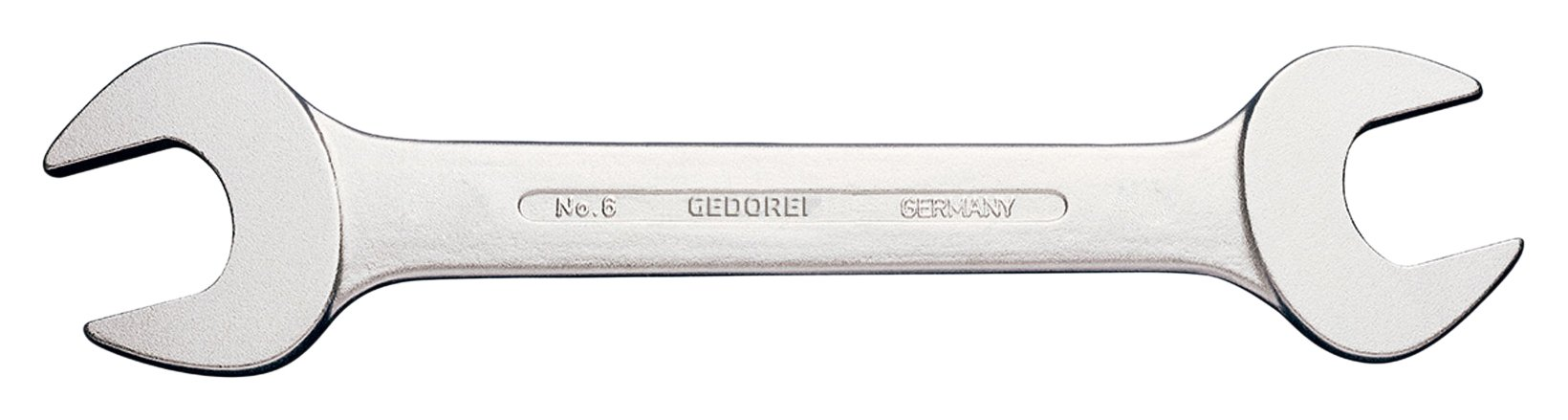 GEDORE 6 27x32 Double Open Ended Spanner 27x32 mm by Gedore