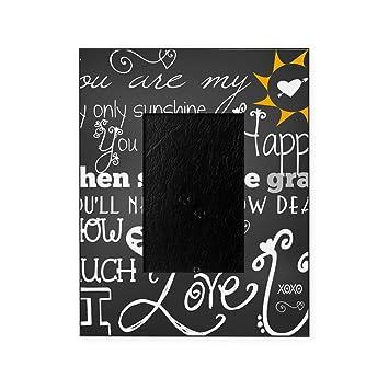 cafepress you are my sunshine decorative 8x10 picture frame - You Are My Sunshine Frame