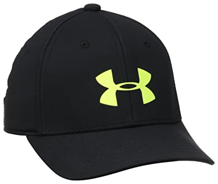abb071e8602 Amazon.com  Under Armour Boys  Headline Stretch Cap