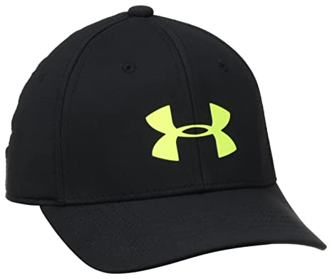 0b5997d5e18 Amazon.com  Under Armour Boys  Headline Stretch Cap