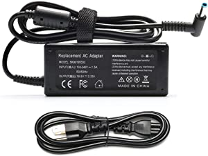 65W AC Laptop Adapter Supply Cord Charger for HP ProBook 640 G2 650 G2 430 G3 440 G3 450 G3 455 G3 470 G3 HP 15-F009WM 15-F023WM 15-F039WM 15-F059W Notebook