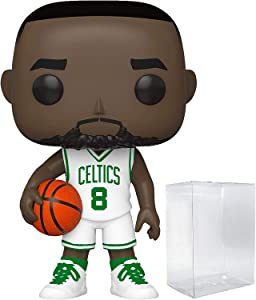Kemba Walker Boston Celtics Pop Sports NBA Action Figure (Bundled with Pop Protector to Protect Display Box)