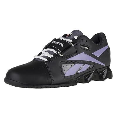 4be530db8b132e Reebok Crossfit Lifter OLY U - Form Womens Trainers Black UK Size ...