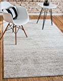 Unique Loom Del Mar Collection Contemporary Transitional Beige Area Rug (5′ x 8′) Review