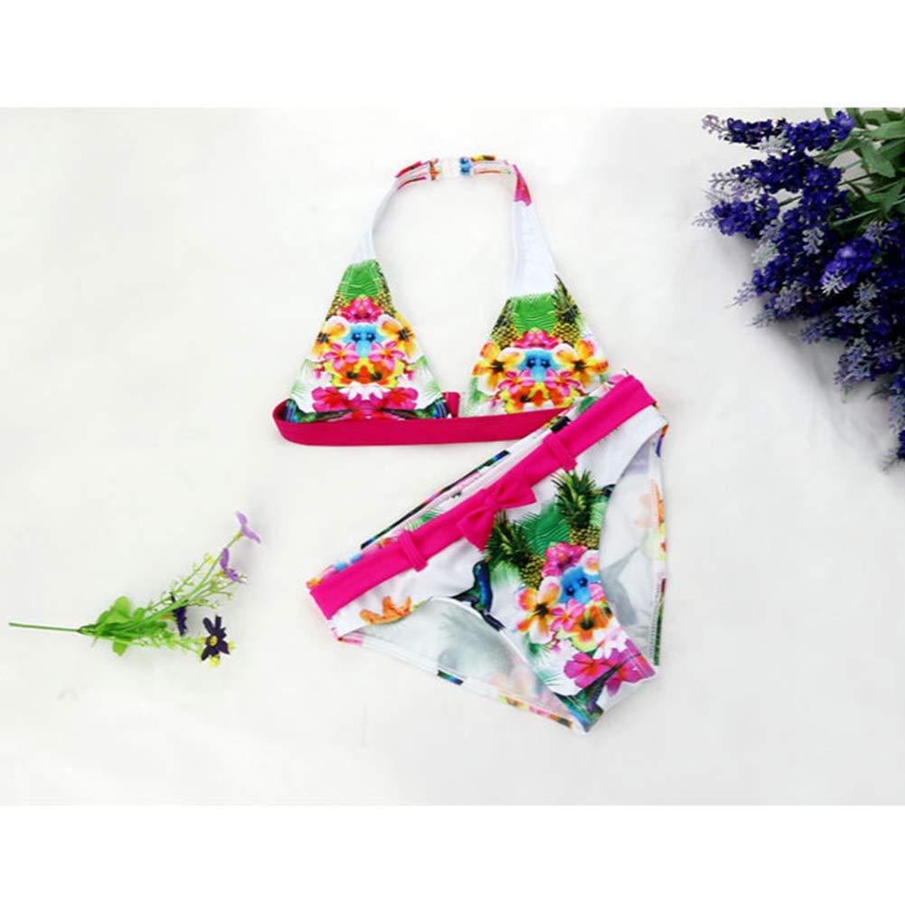 99099bdee IPBEN Conjuntos bebé Bañador bebé Bañadores de Verano para Niñas Tassel  Conjunto de Bikini Traje de ...