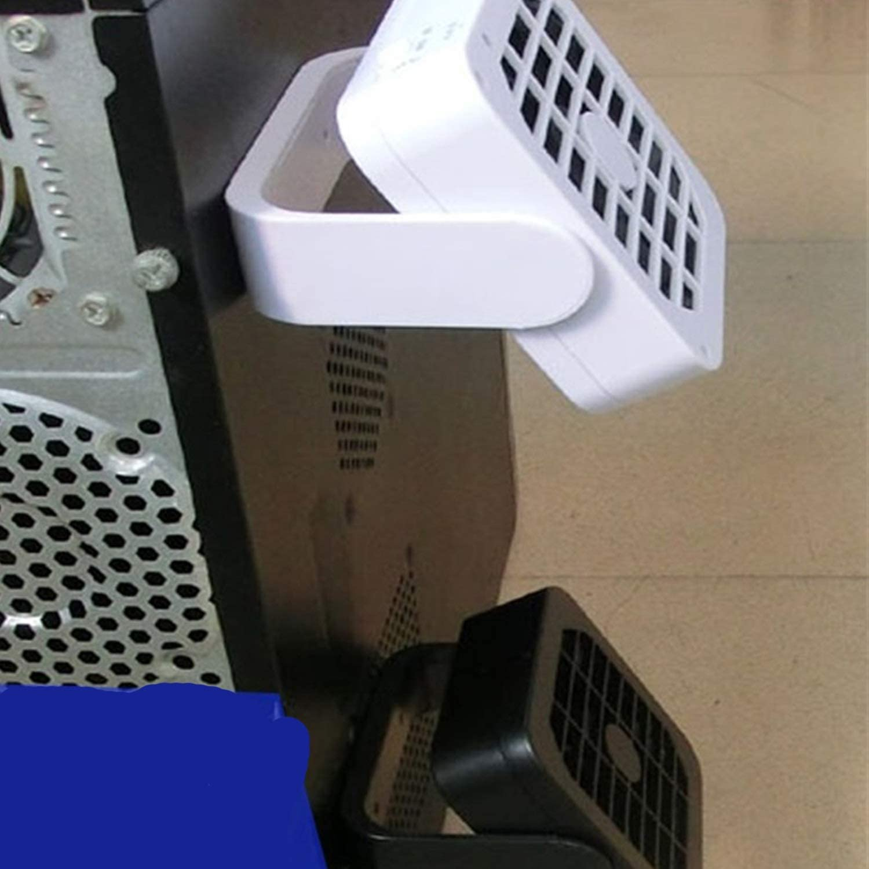 XIAOF-FEN USB Fan Desktop Magnetic Base Suspension Electric Fan Computer Notebook Cooling Mini Fan USB Fan