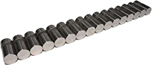 COMP Cams 817-16 Performance Series Solid/Mechanical Lifters With EDM Injection Technology, .875 Diameter With .012 Oil Hole