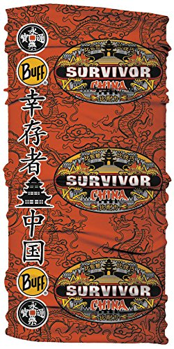 Survivor 15 China Red Fei Long Tribe Buff