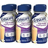 Ensure High Protein, Meal Replacement, Complete Balanced Nutrition, Vanilla, 6 x 235 mL