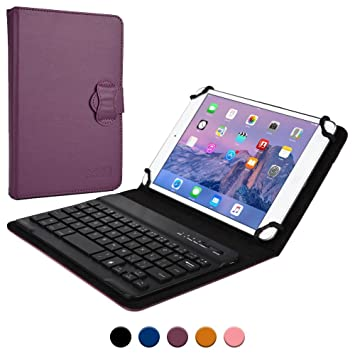 Blackberry PlayBook keyboard case, COOPER BACKLIGHT EXECUTIVE 2-in-1  Backlit LED Bluetooth Wireless Keyboard Leather Travel Cover Folio  Portfolio
