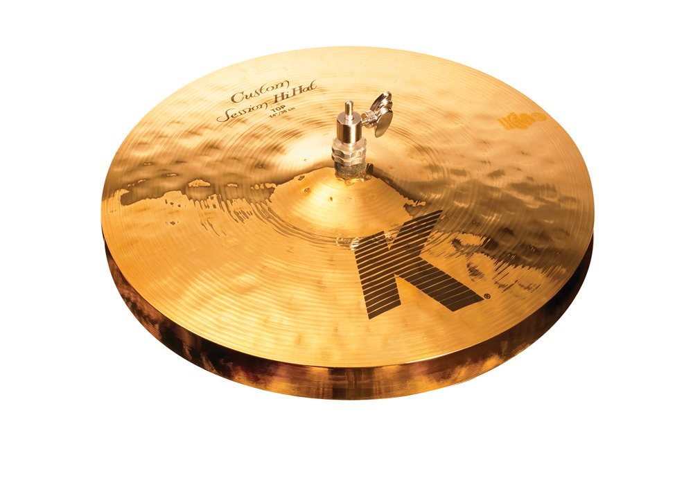 Zildjian K Custom 14'' Session Hi Hat Cymbals Pair