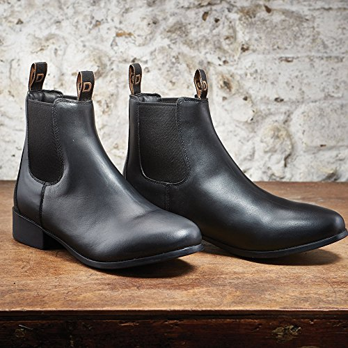 Dublin Foundation Jodhpur-Boots–Schwarz