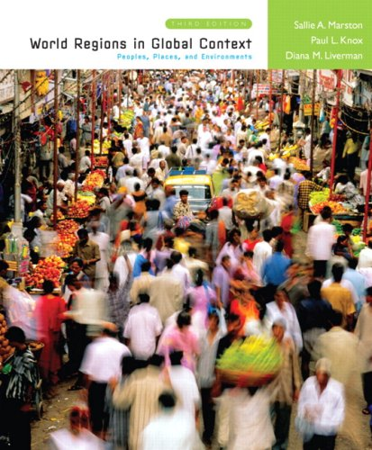 World Regions in Global Context: Peoples, Placesd Environments Value Package (includes PH World Regional Geography Video
