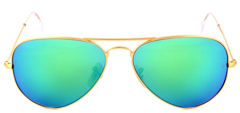 Rodeo Mc-X Metal Frame Mirror Avaiator Style Classic Sunglasses