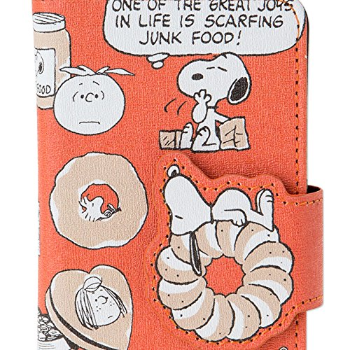 Sanrio Snoopy multi smartphone case M humor motif From Japan New by SANRIO (Image #3)