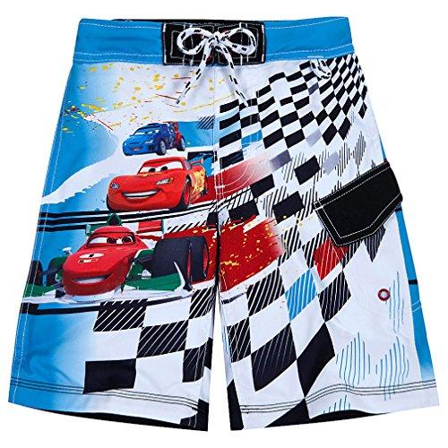 Cars 2 Swim Trunks for Boys - (XXS - 2/3)