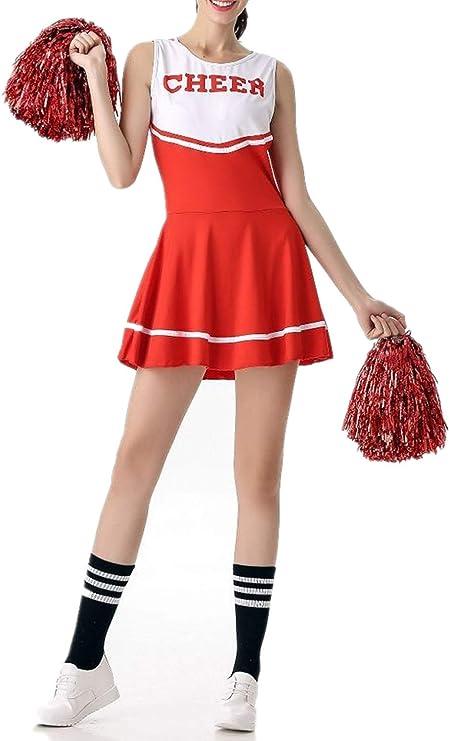 Fadirew – Disfraz de animadora de instituto, estilo High School ...