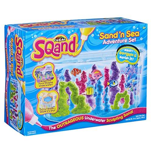 Cra Z Art Squand Adventure Play Childrens Sand Art Kits