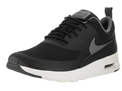Nike 819639 005 Air Max Thea TXT Black Dark Gray Summit White Women