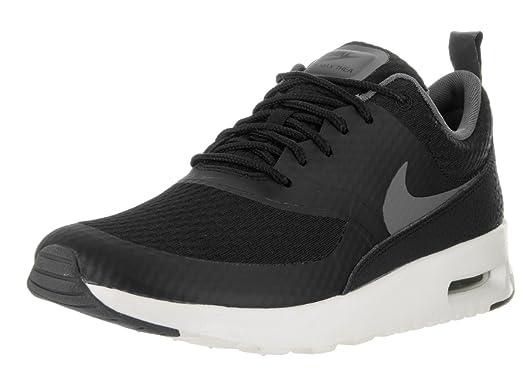Nike 819639-005, Zapatillas de Deporte para Mujer, Negro (Black/Dark Grey/Summit White), 42 EU
