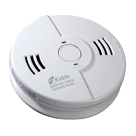 4 Pack Of Kidde KN-COSM-B Battery-Operated Combination Carbon Monoxide and Smoke Alarm with Talking Alarm - - Amazon.com