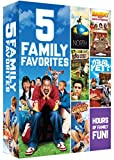 Family Favorites 5 Movie Bundle