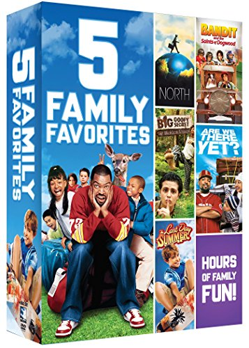 Family Favorites 5 Movie Bundle by Mill Creek