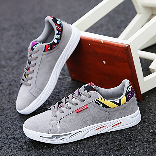 Men's Shoes Feifei Winter Run Movement Non-Slip Casual Shoes 3 Colors Gray nJMfJf