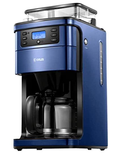 PsgWXL La Máquina del Café La Conexión WiFi Semiautomática Completa Molió La Espuma Portátil De La