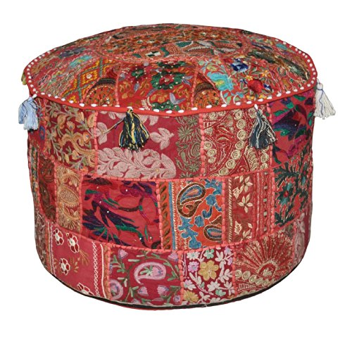 Traditional Decorative Ottoman Handmade Patchwork product image