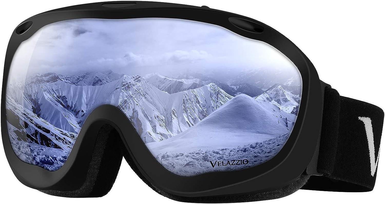 Briko GOGGLES Man Woman LAVA XL 2 LENSES Ski sport SKI GOGGLES