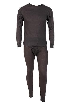 Men's Two Piece Long Johns Thermal Underwear Set at Amazon Men's ...