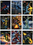 1994 Fleer Marvel Universe Series-V 200-Card New Complete Base Set in Collector Pages
