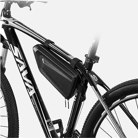 Desconocido Bolsa Triangular para Cuadro de Bicicleta, Bolsa para ...