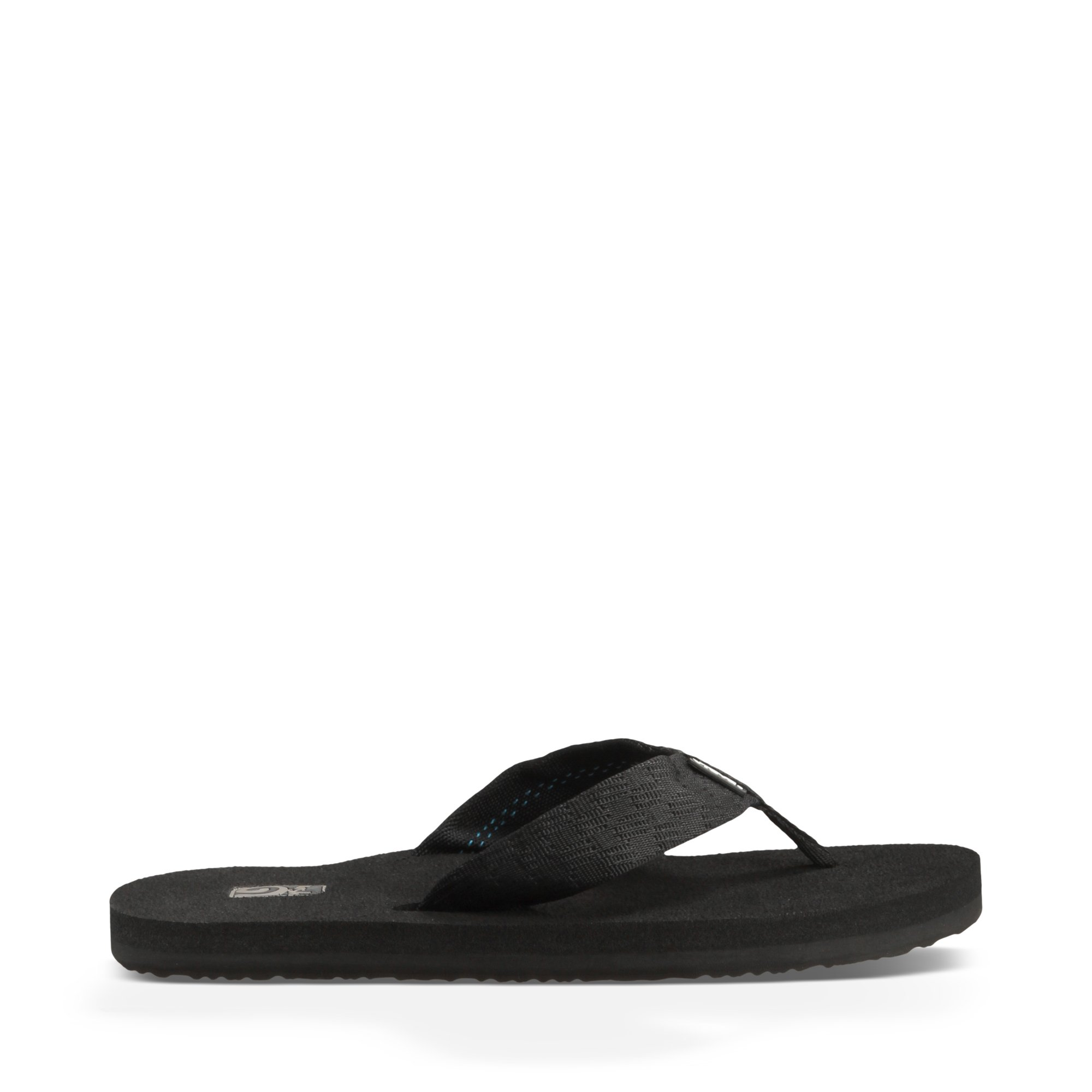 Teva Men's Mush II Flip Flop,Brick Black,10 M US